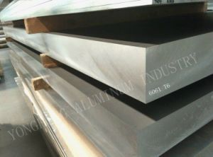Easy Processing 6063 T5/T6 Aluminum Sheet pictures & photos