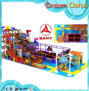 Luxurious Toddlers Indoor Playground Indoor Children Toy pictures & photos