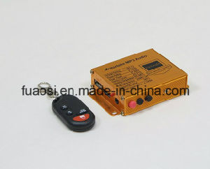 Motorcycle Radio Motorcycle MP3 Player Alarm pictures & photos