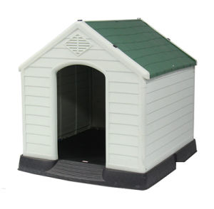 Plastic Outdoor Large Size Dog Kennel pictures & photos