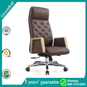 High Back Quality Leather Office Chairs pictures & photos