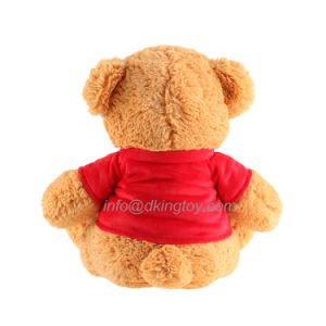 Sweet Heart Valentine′s Day Wholesale Teddy Bear Plush Toy Gift pictures & photos