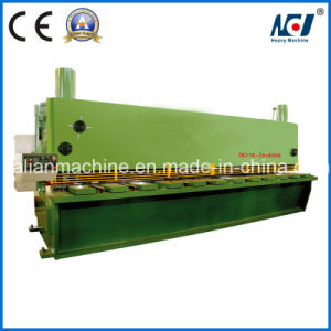 QC11k-20X6000 QC11k Series CNC Hydraulic Guillotine Shearing Machine