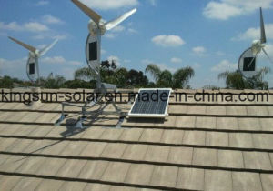 300W-500W Wind Turbine Generator/Wind Power Generator pictures & photos