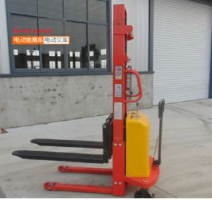 Factory Made Electric Stacker with Wholesale Price pictures & photos