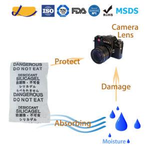 Silica Gel Desiccant Packet for Camera