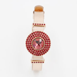 Bithstones Bracelet with PU Leather in Watch Style - 12 Month Color Available pictures & photos