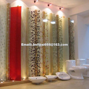 6 to 8 Layers, 4 to 80mm Decorative Laminated Wired Glass (BL-G-228) pictures & photos