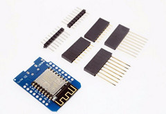 Esp8266 D1 Mini - Mini Nodemcu 4m Bytes Lua WiFi Internet of Things Development Board Based Esp8266 by Wemos pictures & photos