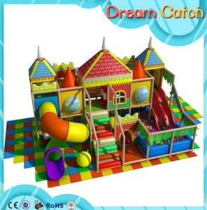 Children Toys Equipment Indoor Soft Playground for Sale pictures & photos
