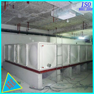 GRP SMC FRP Plastic Water Tank with ISO pictures & photos