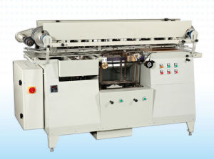 Hot Melt Glue Metal Can Labeling Machinery pictures & photos