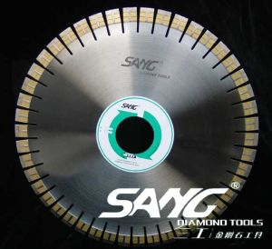 Fast Cutting Diamond Blade for All Kinds of Stone (SG-046) pictures & photos