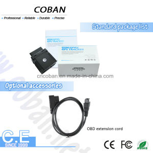 OBD II GPS Car Tracker with Android and Ios Apps pictures & photos