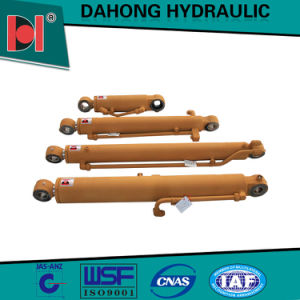 Single Acting Lift Telescopic Hydraulic Cylinders Used for Dump Truck