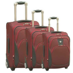 Cheap 2 Wheels Interior Trolley Luggage pictures & photos
