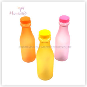 Promotional BPA Free Leak-Proof Plastic Water Bottle Soda Bottle pictures & photos