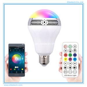 RGBW LED Bluetooth Speaker