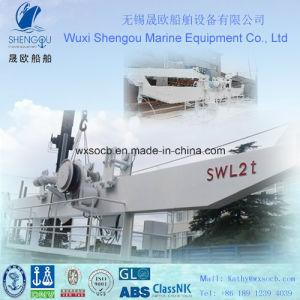 Provision Crane Telecopic Boom Crane (SMC3S)