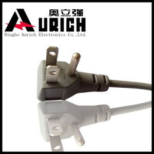 Power Cord USA Plug 10A 13A 15A 125V UL Non-Rewirable Power Cord pictures & photos