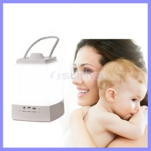 LED Bluetooth Aux Active Speaker with Sleeping Reading Light for Kids Child pictures & photos