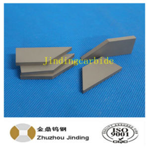 Zhuzhou Manufacturer Cemented Tungsten Carbide Blanks for Farming pictures & photos