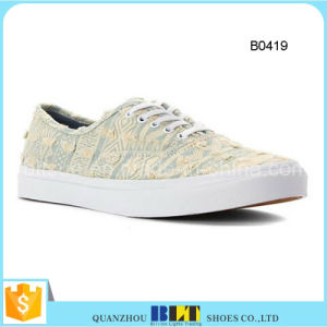 New Products Canvas Shop Shoes pictures & photos