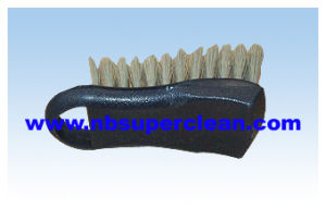 High Quality Industrial Home Use Plastic Cleaning Scrub Brush (CN1824) pictures & photos