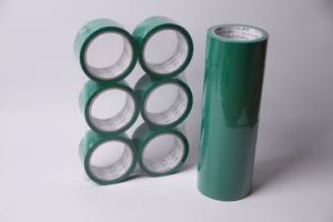 Hot Sale Green BOPP Self Adhesive Packing Tape pictures & photos