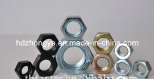 All Types M2 M3 M6 M8 M10 Stainless Steel 304 DIN 934 DIN985 Hex Lock Nut pictures & photos