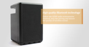Portable Rechargeable Hifi Waterproof Bluetooth Speaker pictures & photos