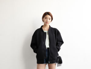 High Quality Women Fashion Space Cotton Baseball Woman Jacket pictures & photos