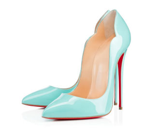 New Fashion Style High Heel Women Shoes (HS17-45) pictures & photos