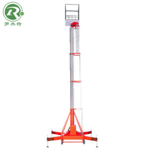 6-30m Cylinder Type Aerial Work Lift Lifting Table