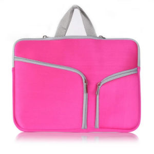 Neoprene Material Laptop Bag for MacBook (LC-CS124) pictures & photos