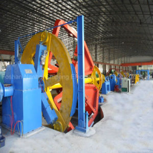 Copper Clad Steel Wire Cable Making Line pictures & photos