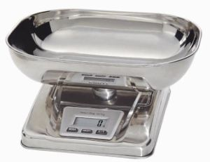 Stainless Steel 5kg Digital Kitchen Scale with Tare Function pictures & photos