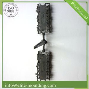 ABS Plastic Injection Mould for Train Model Parts