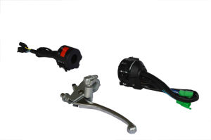 Motorcycle Body Parts (Handle switch) pictures & photos