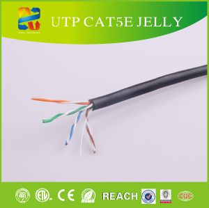 Cat5e UTP 24AWG Network Cable pictures & photos