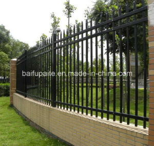 Garden Fence, Prefabricated Steel Fence for Garden Fence, Swimming Pool Fence