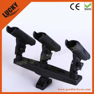 Kayak Fishing Adjustable Plastic Rod Holder (LFH061) pictures & photos