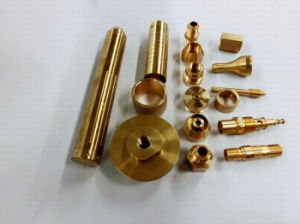 Machining Parts for Copper Part