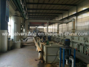 Steel Wire Fume Free Pickling Equipment Manufacturer pictures & photos