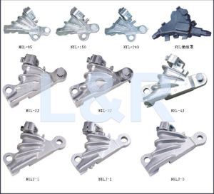 Aluminum Tension Clamp Wedge Type pictures & photos