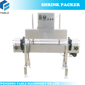 Steam Bottle Shrink Packaging Machine (HZGP405) pictures & photos