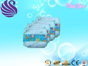 Professional Disposable Sleepy Baby Diapers, Baby Diaper in Bale pictures & photos