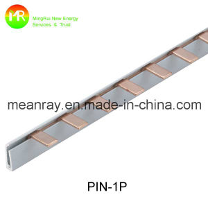 L Type Pin Type 2p Copper Busbar Breaker Busbars pictures & photos