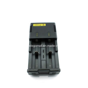 Nitecore Charger High Quality 18350 18650 Battery Charger Nitecore I2 pictures & photos