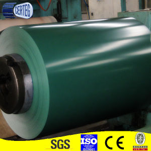 Sea blue Coated Steel Coil in PPGI pictures & photos